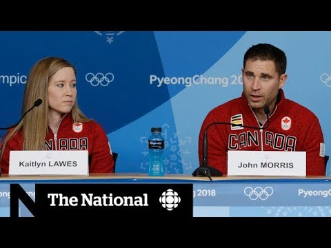 Meet Canada's First Two Olympic Competitors In Pyeongchang