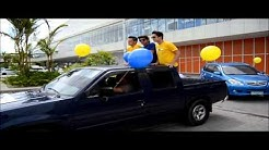 Beneficial Life Insurance SM Lanang Branch Launch 4/05/13 : Motorcade
