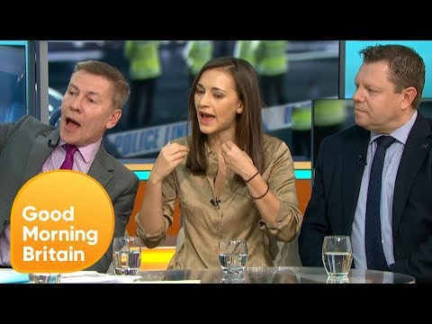 Are Funding Cuts to Blame for the Rise in Knife Crime? | Good Morning Britain