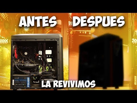 ¡Alargamos la vida de esta PC con un mantenimiento simple!