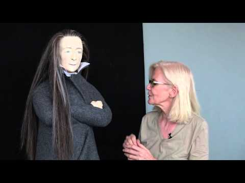 """LOUISE BOURGEOIS Selection from """"Her Own Style: An Artist's Eye with Judith Shea"""""""