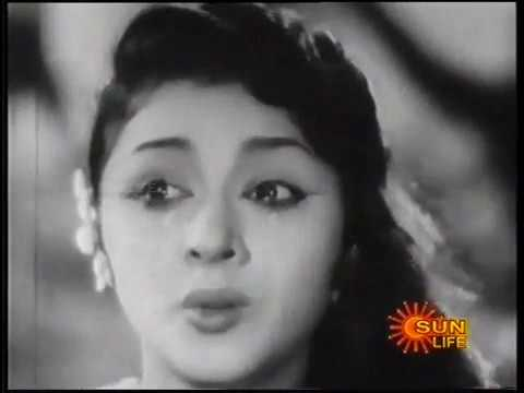 Amara Deepam 1956 --  Thunbam soozhum naeram