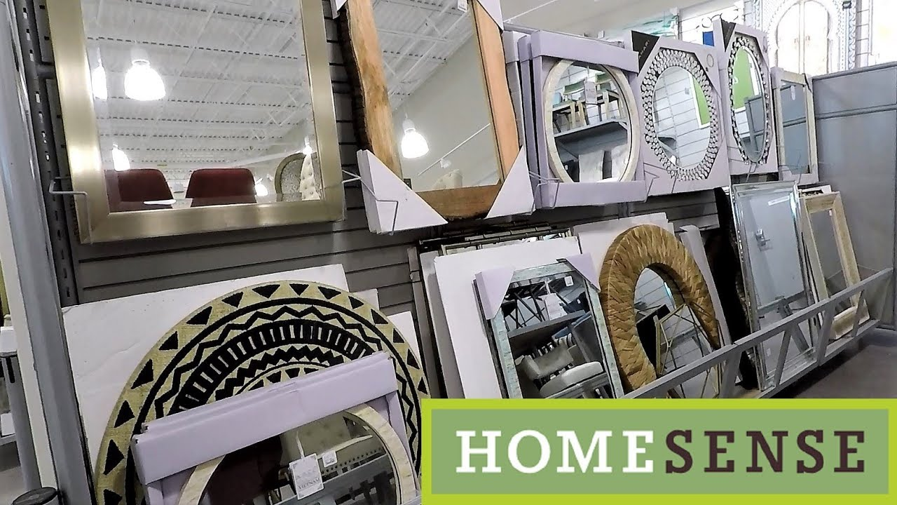 Home Sense Mirror Mirrors Wall Decor Home Decor Shop