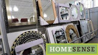 Home Sense Mirror Mirrors Wall Decor   Home Decor Shop With Me Shopping Store Walk Through 4k