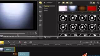 Уроки Корел. Corel VideoStudio PRO X5 Монтажная линейка. Часть 1 Хорошее качество видео уроки для на