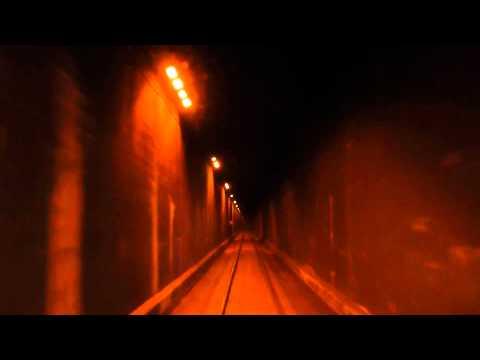 Canadian Pacific Railway's Mount Macdonald Tunnel [Full ride. 1080P]