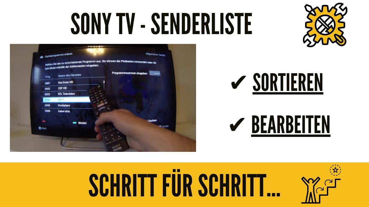 Kabelfernsehen Einstellen