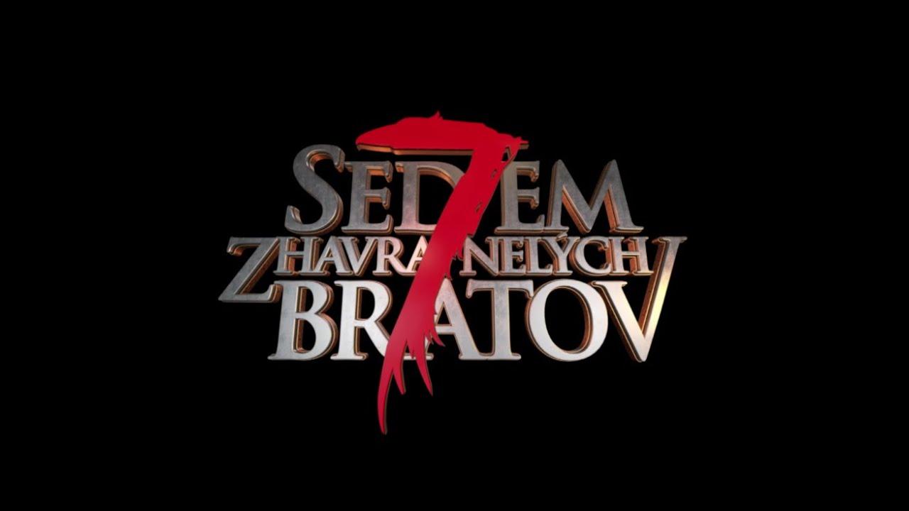 Sedem zhavranelých bratov slovenský trailer