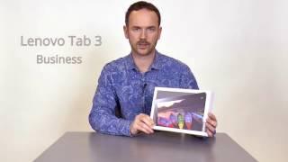 predstaveni Lenovo Tab 3 Business