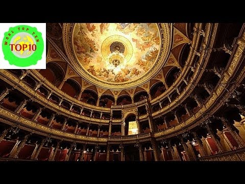 10 Most Remarkable Opera Houses in the World