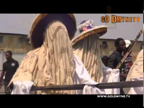 TOP FIVE FESTIVALS IN NIGERIA