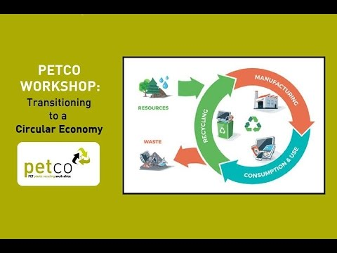 TRANSITIONING TO THE CIRCULAR ECONOMY IN SA - Key Note Address by Joachim Quoden (EXPRA MD)