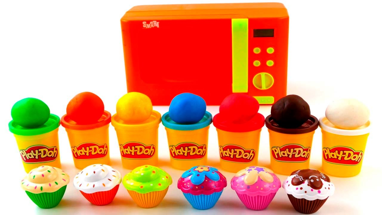 Just Like Home Toy Appliances : Learn colors just like home toy appliances surprise toys