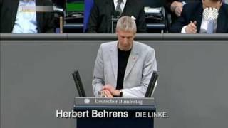 Enquete-Kommission: Es geht um demokratische Teilhabe im Netz  Herbert Behrens im Bundestag