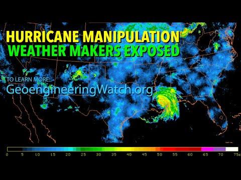 Hurricane Manipulation: Weather Makers Exposed ( Geoengineering Watch Dane Wigington )
