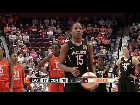 WNBA. Connecticut Sun - Las Vegas Aces 20.05.18