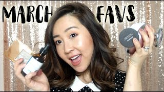MARCH FAVS | 2018