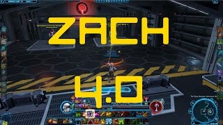 Zach'Splains 2: SWTOR 4.0 PvP Merc/Mando Rotation and APM