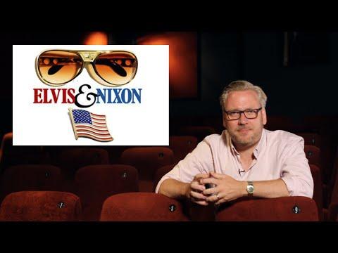 elvis amp nixon movie review youtube