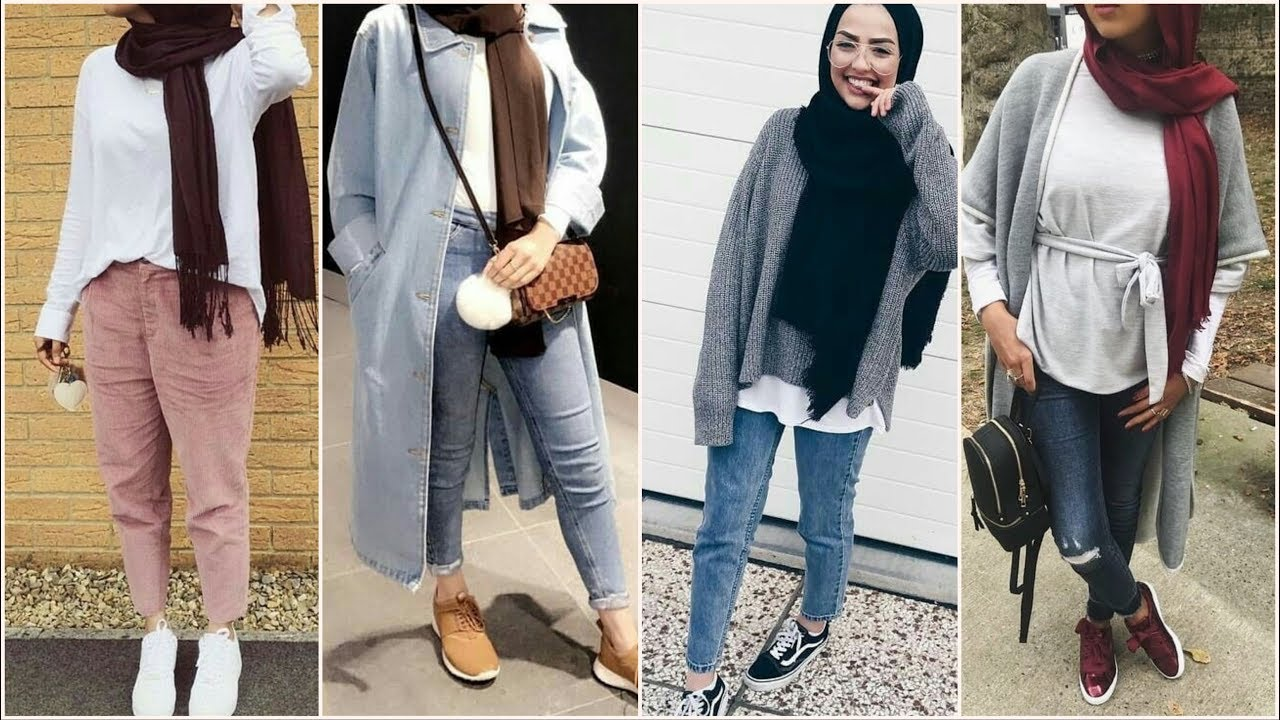 1f1903f0b احدث ملابس بنات محجبات صيفية كاجوال تركية 2019 - YouTube