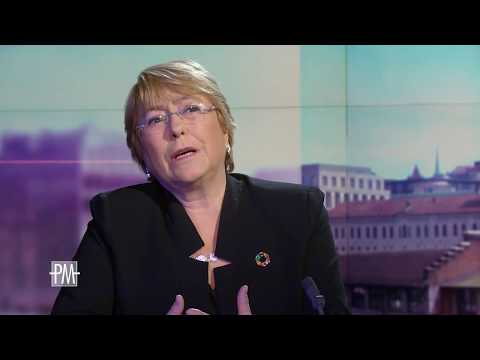 L'interview de Michelle Bachelet
