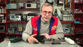 видео Применение интегральных стабилизаторов напряжения (КРЕН). Типовые схемы. Повышение мощности. Схемы, расчет online, конструкция, проектирование