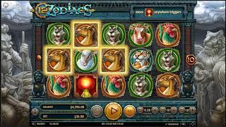 """Legalne kasyno: testujemy nowy automat """"12 zodiacs"""""""