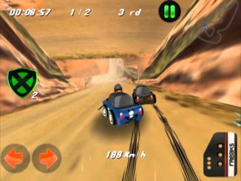 Speed Freakz Trailer - Android / iOS
