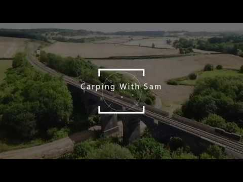 Carping With Sam - Episode 1 Viaduct Fisheries, Somerset