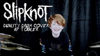 Duality - Slipknot Drum Cover / AP Tobler