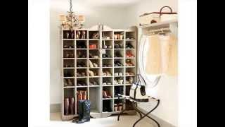 Shoe Cubby Storage - Cardboard Shoe Storage Cubbies