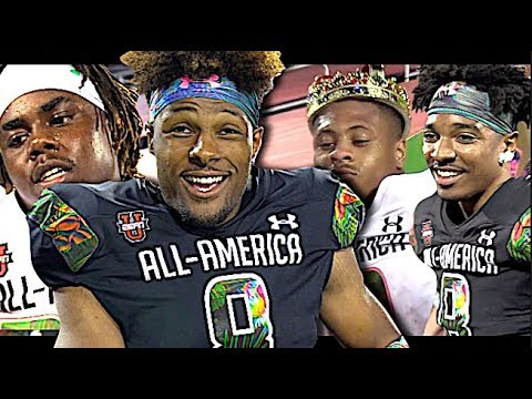 🔥🔥 Under Armour All-American Game (Orlando, FL) 2019 | UTR Highlight Mix