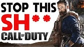 Your Yearly Warning About Call Of Duty And Modern Warfare