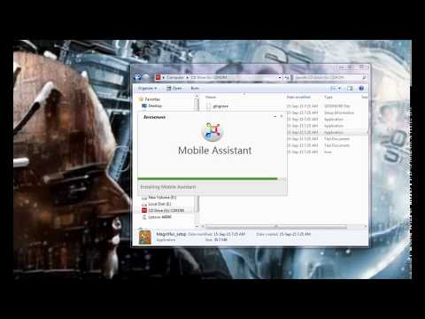 How To Lenovo Pc Suite Instal