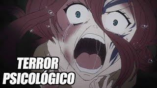 Los 10 mejores animes de terror psicolÓgico