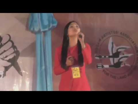 Lawmnakim    Meitei Guun @ Zomi Idol India 2015