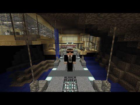 Ben Affleck\'s Batcave (Justice League): Minecraft - YouTube