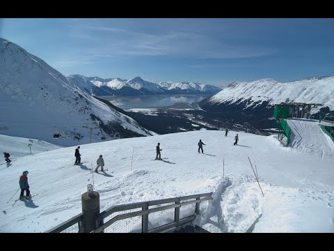 visiting-alyeska-resort,-ski-resort-in-girdwood,-anchorage,-alaska,-united-states