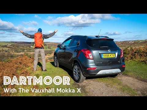 DRIVING DARTMOOR - Vauxhall Mokka X