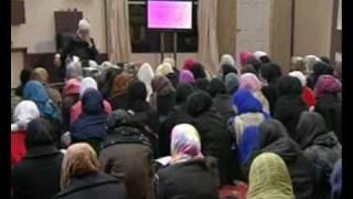 Gulshan-e-Waqfe Nau (Nasirat) Class: 27th February 2010 - Part 2 (Urdu)