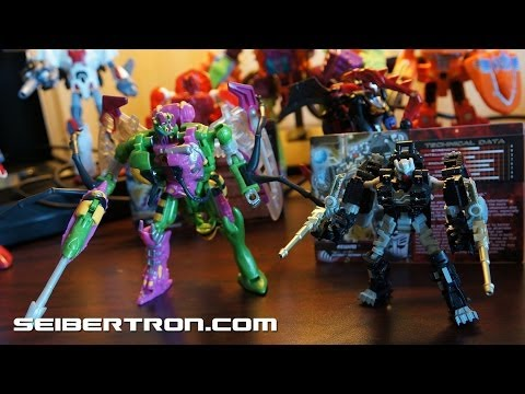 Transformers Club Subscription Service REWIND and THRUSTINATOR Review