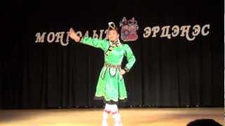 Baruun Mongol - Баруун Монгол - Performed By Amuunaa Z.