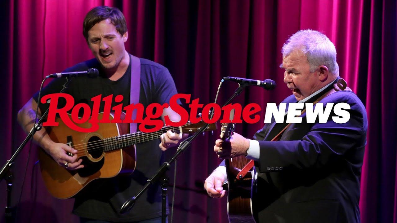 Sturgill Simpson Covers John Prine's 'Paradise' | RS News 4/30/21
