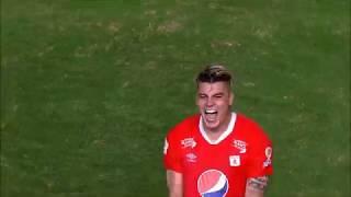 América vs. Santa Fe (2-0)   Liga Aguila 2019-II   Cuadrangulares Fecha 6