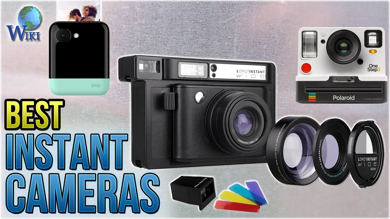 e63d3ecbf6f 8 Best Instant Cameras 2018 - YouTube