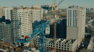 Ход строительства - ЖК Панова парк