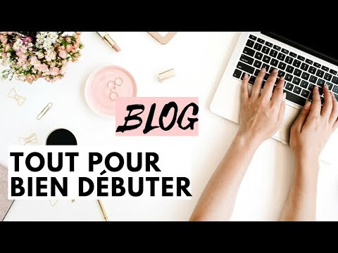 Créer un Blog: