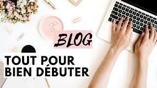 Créer un Blog: tout pour bien débuter