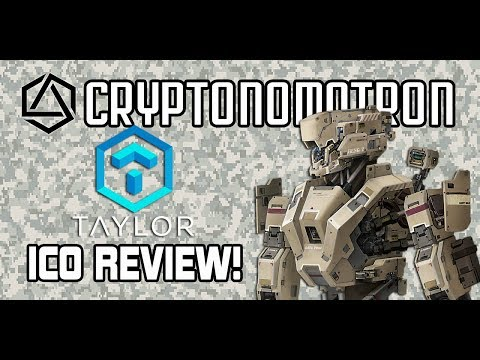 TAYLOR ICO Review! The Smart Cryptocurrency Trading Assistant!