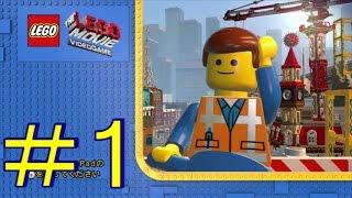 『LEGO』レゴムービーザ・ゲーム実況プレイPART1 thumbnail